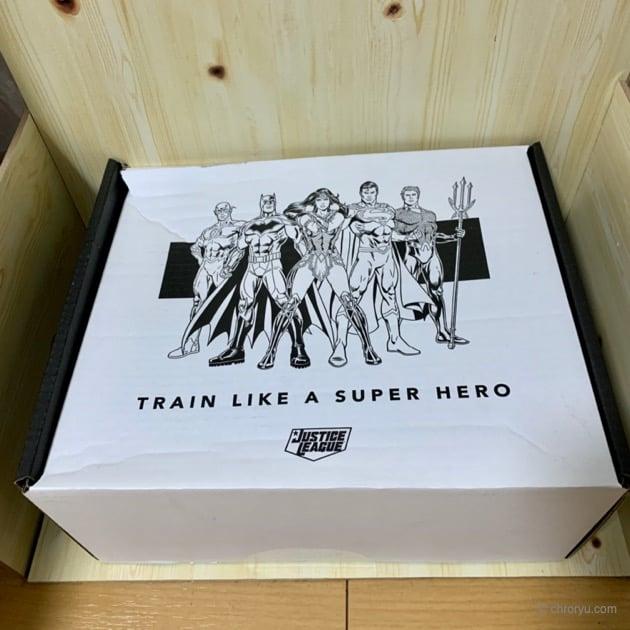 ジャスティスリーグスーパーヒーローコラボ BOXのアイキャッチ画像